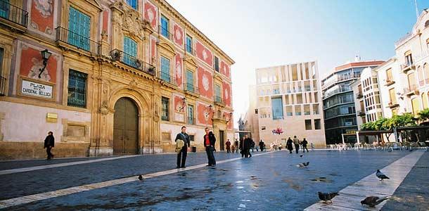 Loma Espanjan vähemmän tunnetussa Murciassa