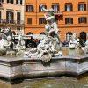 Roomassa kielletään eväidensyönti nähtävyyksien liepeillä