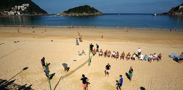La Conca on Baskimaan parhaita rantoja