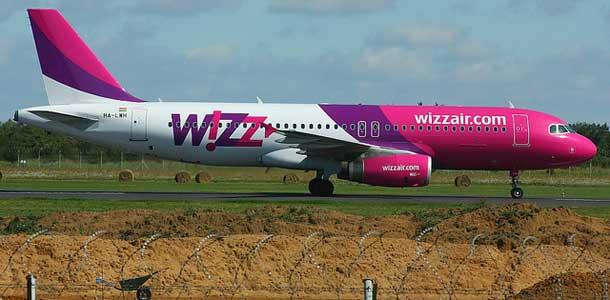 Halpalentoyhtiö Wizzair lentää Turusta Puolaan