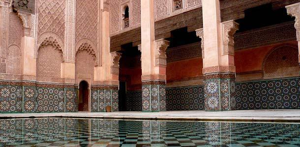 Marokkolainen kylpylä