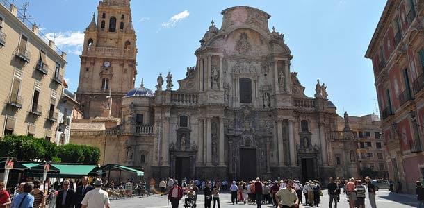 Murcian parhaat nähtävyydet