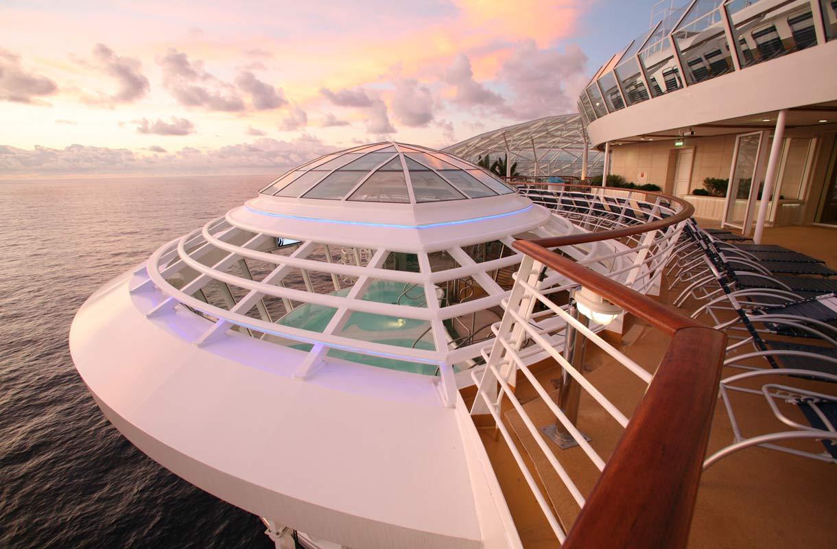 Oasis of the Seas -alus