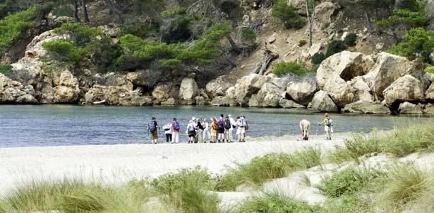 Cami de Cavalls on vaellusreitti Menorcalla