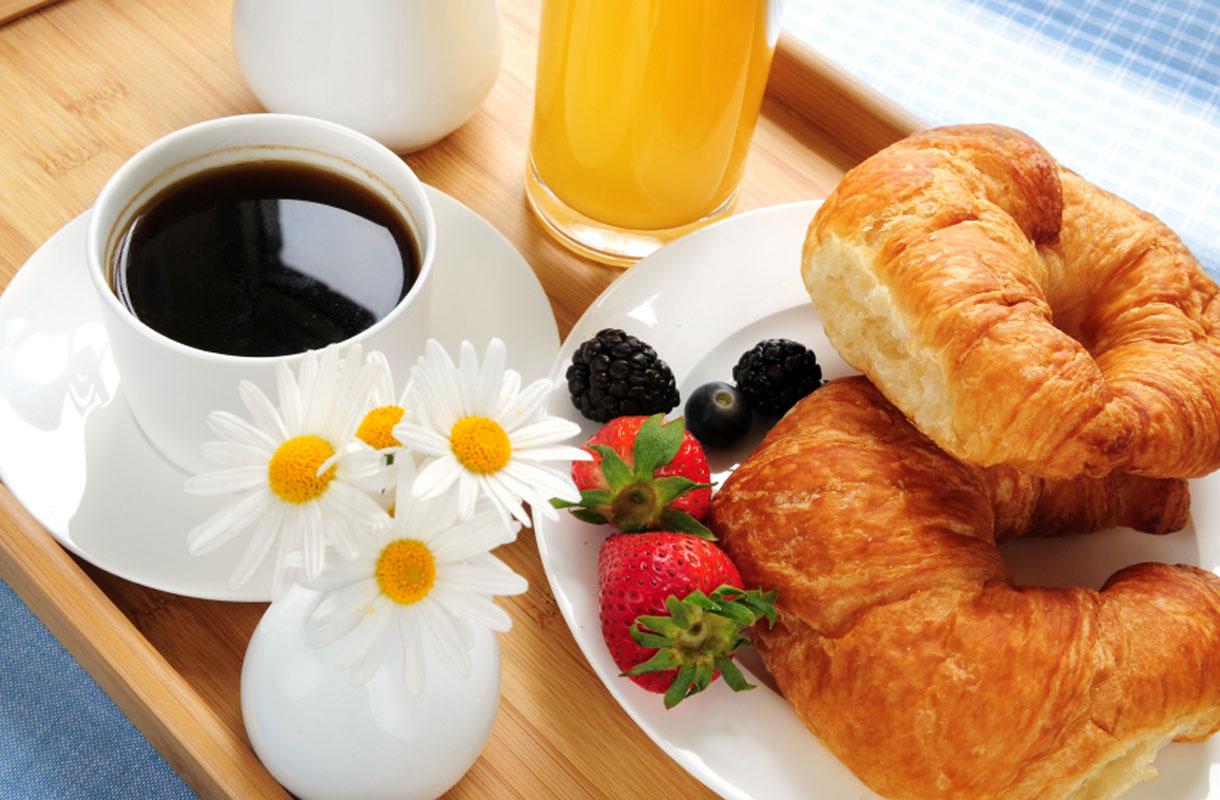 Neljän maanosan aamupalat