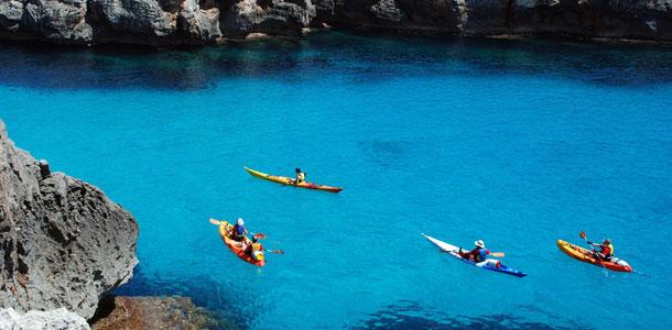 Menorcan parhaat aktiviteetit