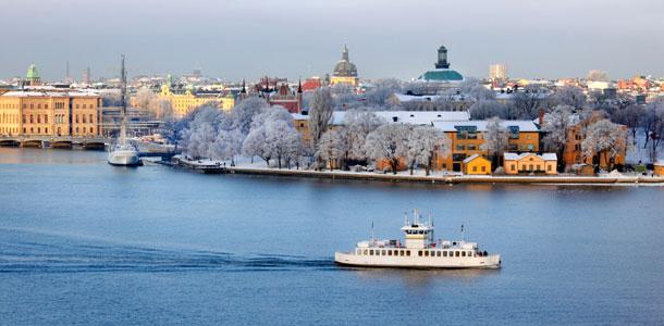 Talvipäivä Tukholmassa - 5 vinkkiä