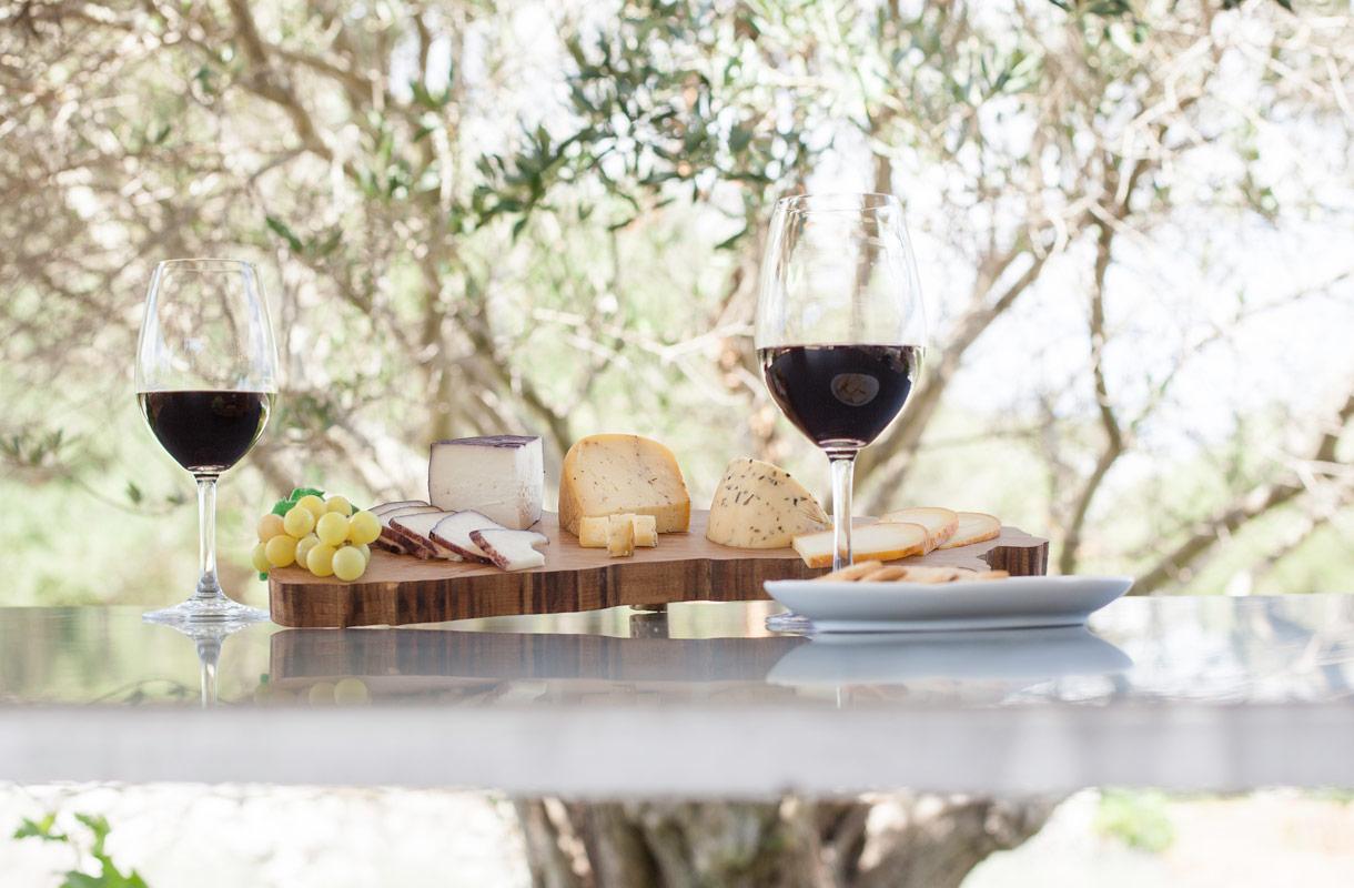 Bodegas Binifadet -viinitila Menorcalla