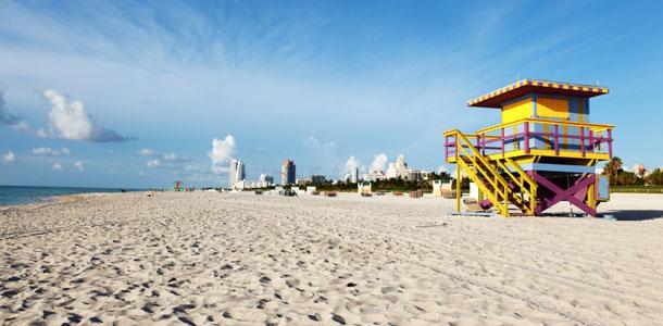 Viisi vinkkiä Floridaan