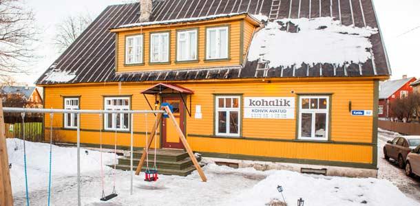 Tallinnan uudet ravintolat