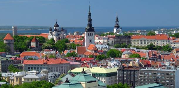 Tallinna on Viron suosituin matkailukohde