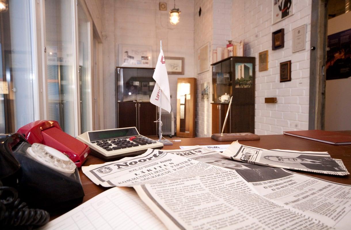 Sokos HKGB-museo, Tallinnaotel Viru, Tallinna