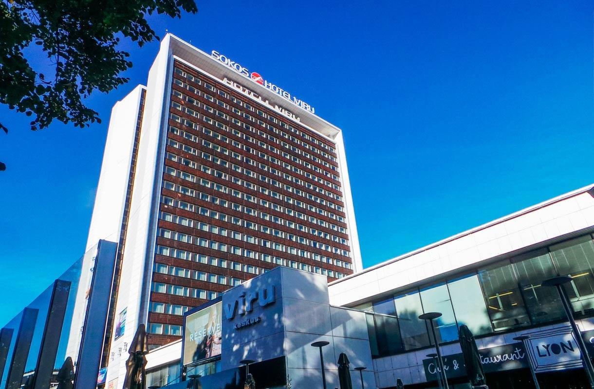 Sokos Hotel Viru, Tallinna