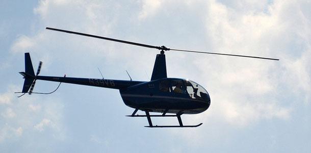Helikopteri ilmassa