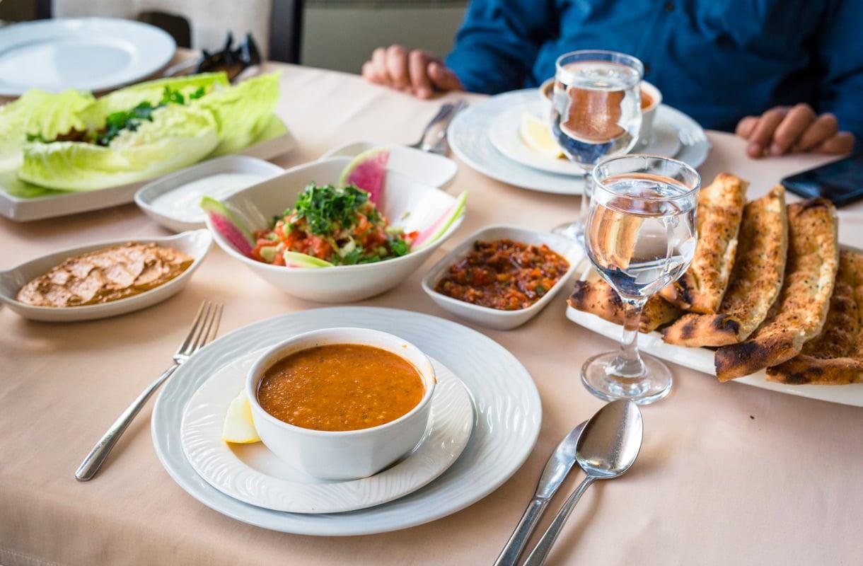 Turkkilainen ruoka