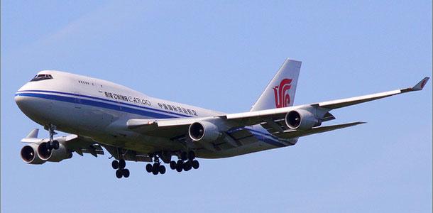 Air Chinan lentokone