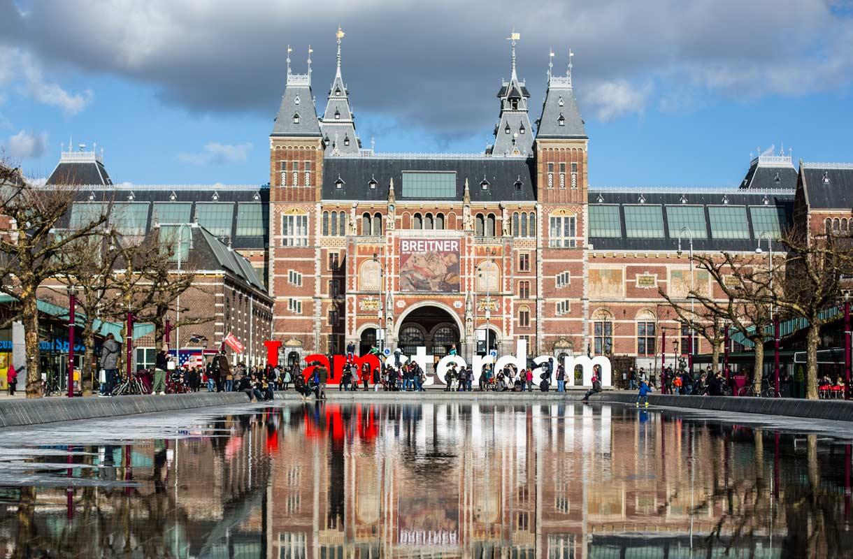 Amsterdamin Rijksmuseum