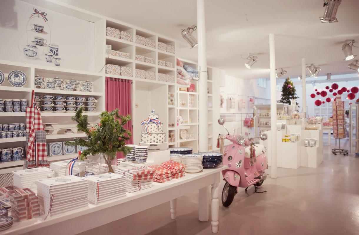 Shoppailijan Amsterdam