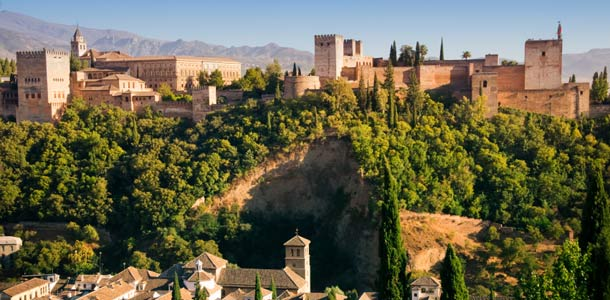 Granadan Alhambra