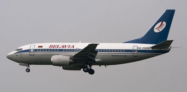 Belavian lentokone