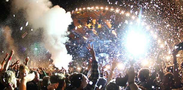 Roskilde on yksi Euroopan suurimmista festareista