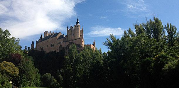 Segovian satulinna on Unesco-kohde