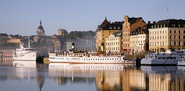 Ruotsin pääkaupunki on suosittu matkakohde