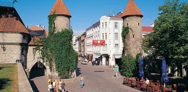 Kaveriporukalla Viroon