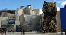 Guggenheim-museo Bilbaossa