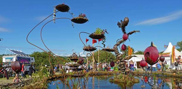 Glastonbury on yksi Euroopan suurimmista festivaaleista