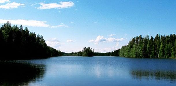 Saimaan järvimaisema