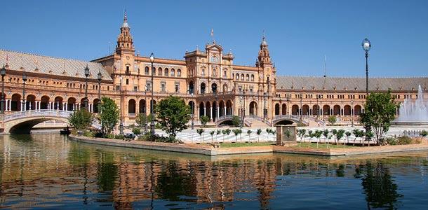 Kaupunkilomailijan Sevilla
