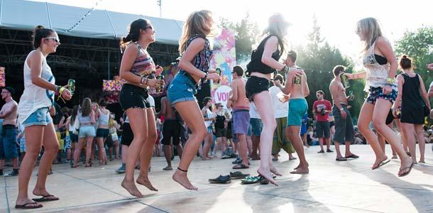 Sziget on yksi Euroopan suurimmista festareista