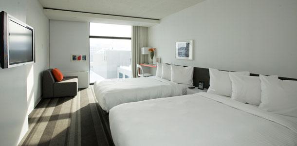 TRYP-hotellin huone