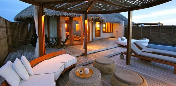 Malediivien W-hotelli