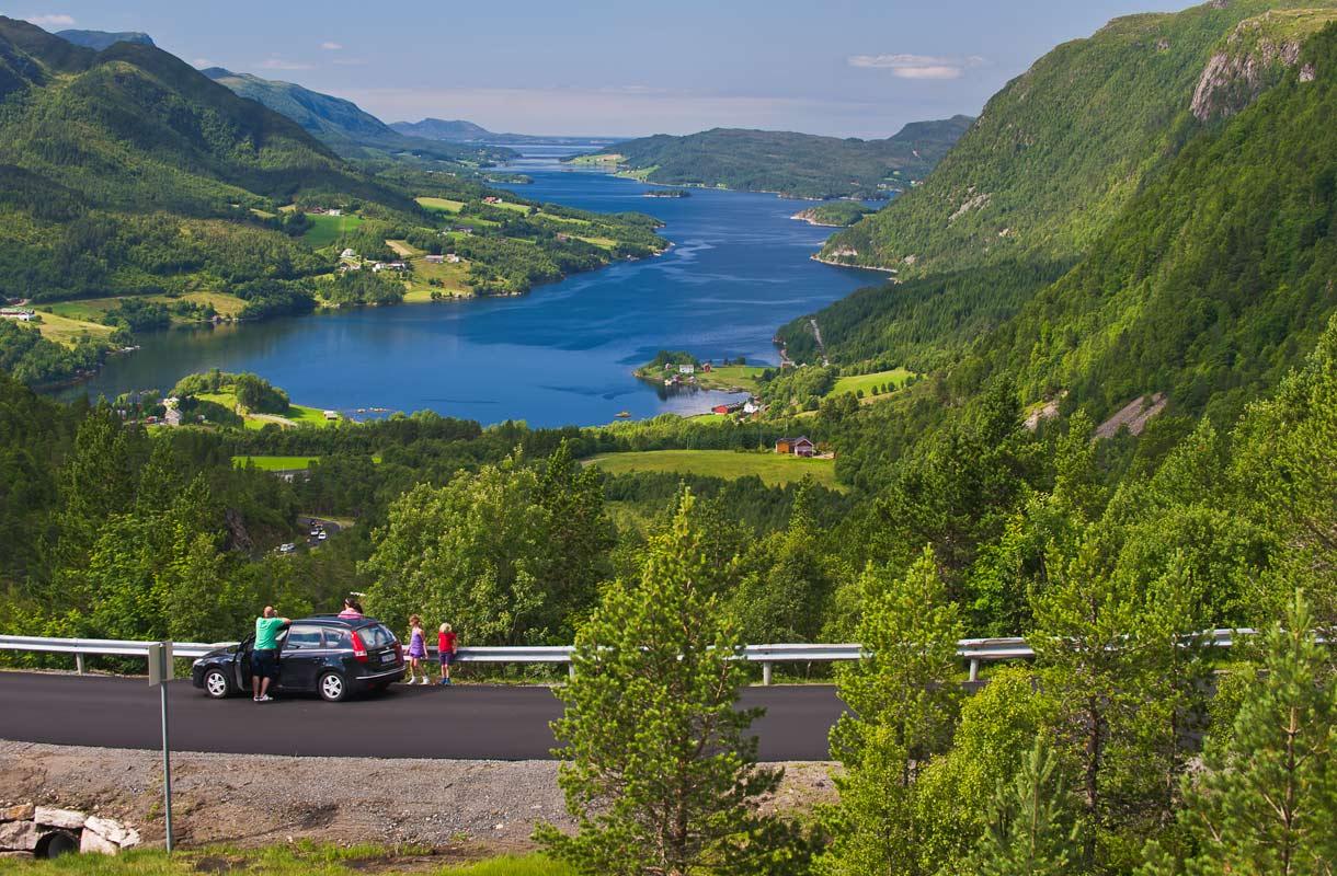 Autoloma Norjassa