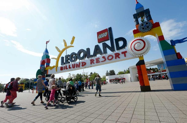 Legoland Lapsiperheiden Suosikkikohde Tanskassa