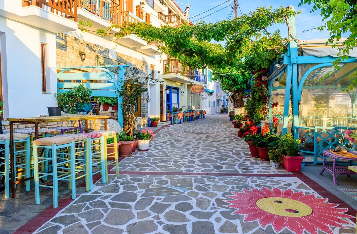 Samos, Kreikka
