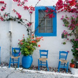 Kreikan tapakulttuurin perusteet