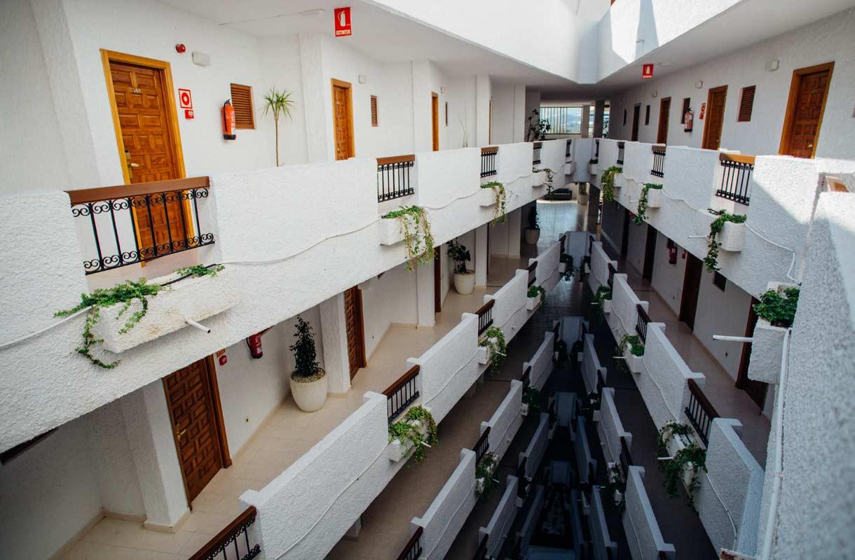 vuokraa espanjasta asunto