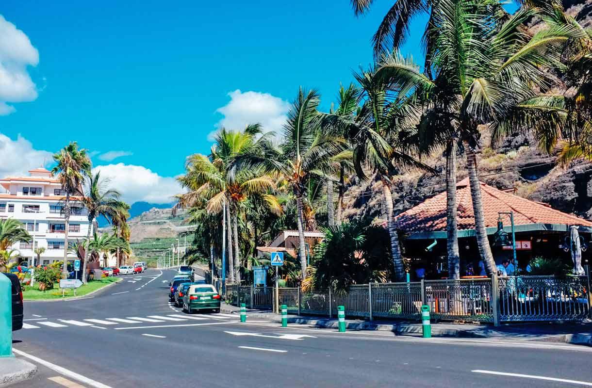 La Palma, Espanja