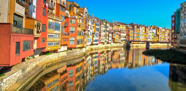 Gironan jokivarsi