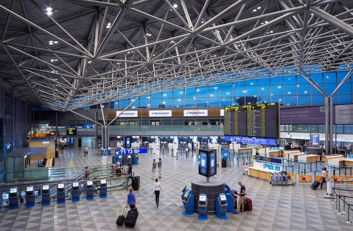Helsinki Vantaa Lentoasema Pysäköinti