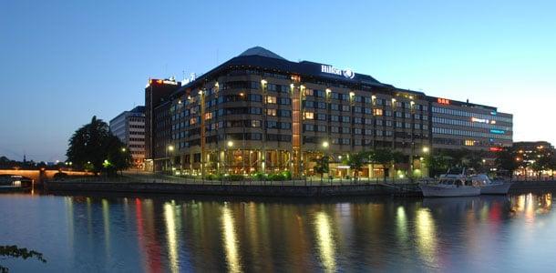 Suomen korkein hotelli