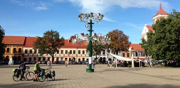 Kaunasin keskusaukio