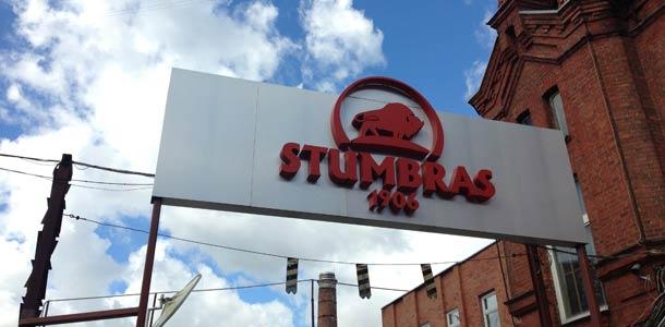 Stumbrasin tehdas, Kaunas