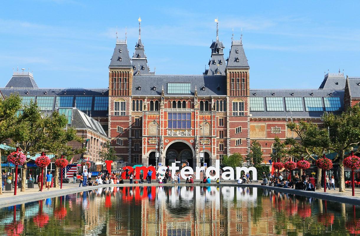 Amsterdam, Alankomaa