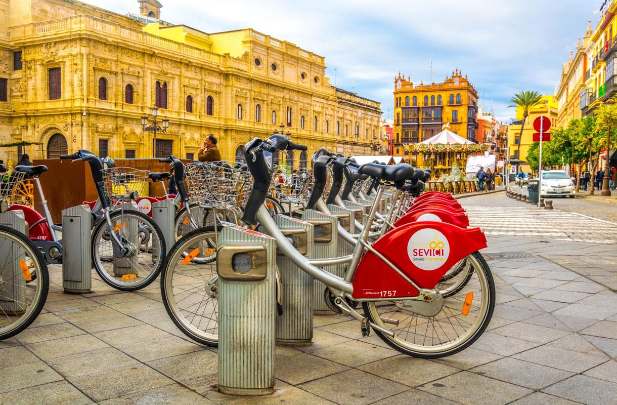 Euroopan pyöräilykaupungit