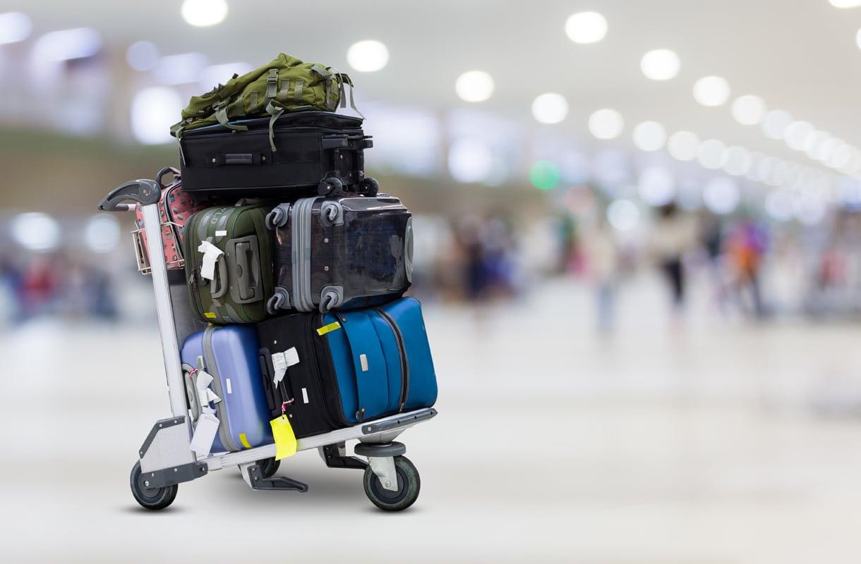 Näin valitset hyvän matkalaukun