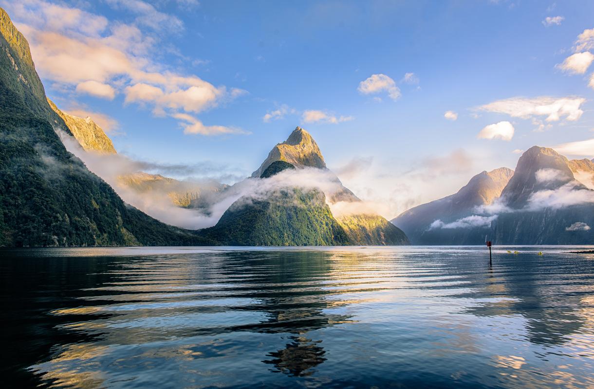 Uuden-Seelannin nähtävyydet